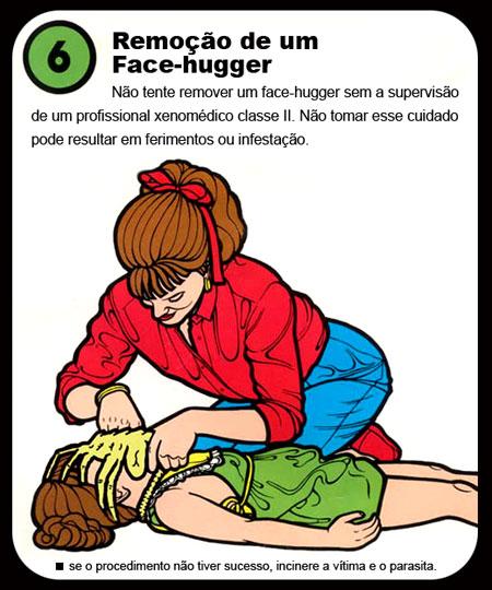 Face-hugger